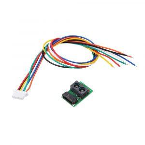 日本 Sharp GP2Y0E03  高精度紅外測距感測器模組 IIC通訊 4-50CM
