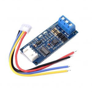 寬電壓型 TTL 轉 RS485 模組 RS485互轉TTL信號單片機串口UART防雷硬體自動流向控制
