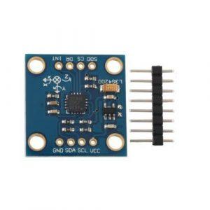 L3G4200D三軸數位陀螺儀感測器 角速度模組 GY-50