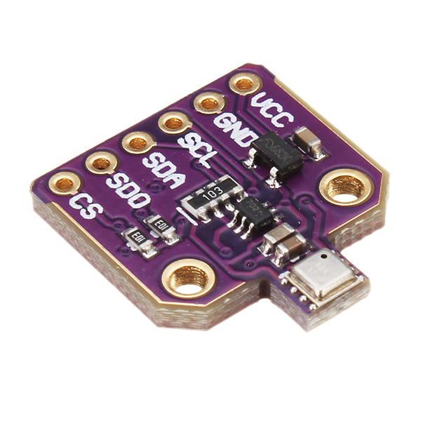 CJMCU-680 BME680 BOSCH Temperature And Humidity Pressure Sensor Ultra-small Pressure Height Development Board