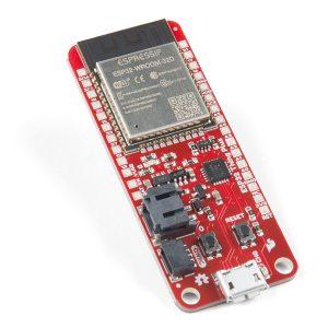 SparkFun Thing Plus - ESP32 WROOM 物聯網開發板 ESP32 物聯網開發平台 Sparkfun 重新設計