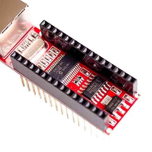Nano ENC28J60 Ethermet shield 乙太網路擴展板