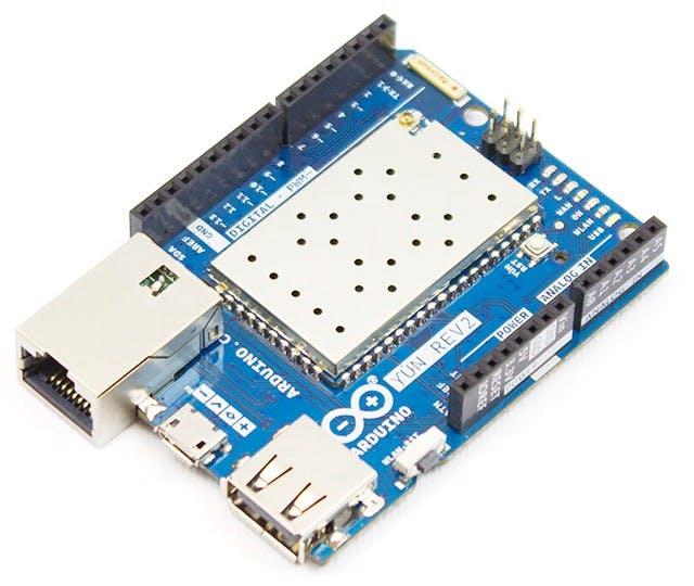 The new Arduino Yún Rev 2. (📷: Arduino)