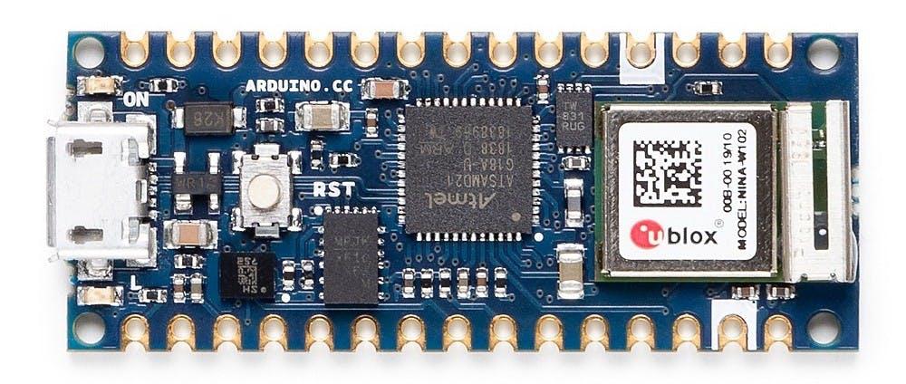 The Arduino Nano 33 IoT. (📷: Arduino)