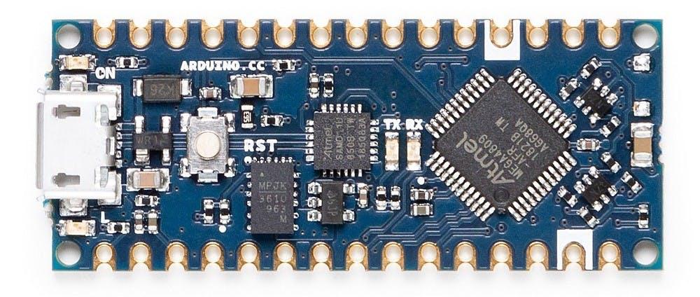 The Arduino Nano Every. (📷: Arduino)