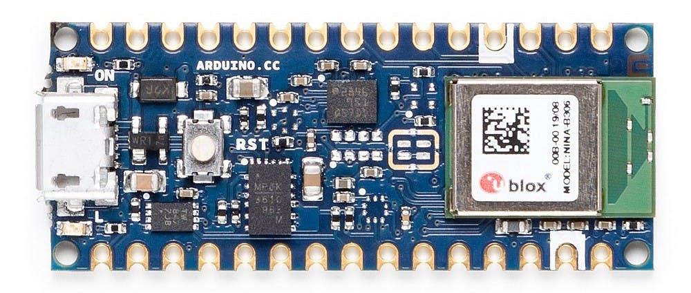 The Arduino Nano 33 BLE. (📷: Arduino)