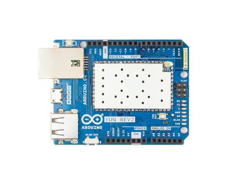 ARDUINO YÚN REV 2  開發板 YUN R2 雲 支援乙太網路與 WIFI 連線