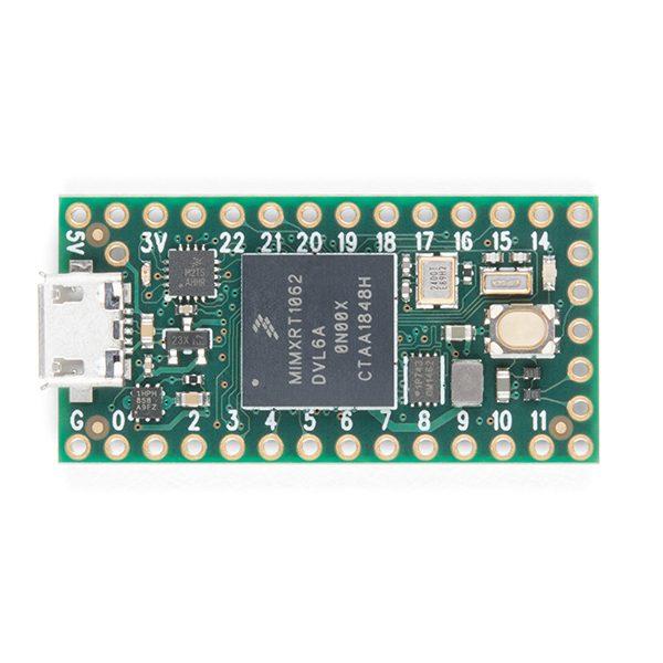 Teensy 4.0 開發板 600 MHz 的 ARM Cortex-M7  怪獸超跑等級 微控制器
