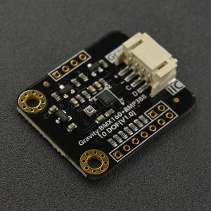 Gravity: BMX160+BMP388 10 DOF 多功能感測器模組