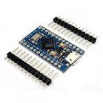 副廠 Arduino Pro Micro 採用 Atmega32U4 自身usb更新程序5V/16M 單片機開發板