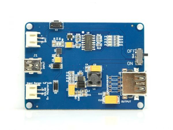 Lipo Rider Pro 太陽能鋰電池充電板、5V1A穩壓供電 Arduino供電