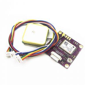 GYGPSV5-NEOM8N 原裝 NEO-M8N 第八代 GPS 定位模組 APM2.6 飛控