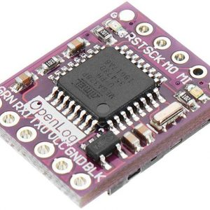 GY-Openlog 黑匣子 MicroSDHC 記憶卡 flash 記錄器 支援 UART 串口紀錄