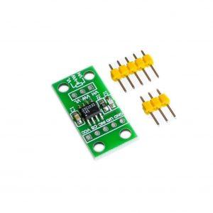 X9C103S 數字電位器模塊100K 100階數字電位器電路