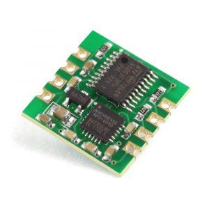 MPU6050 六軸串口加速度計模組 / 陀螺儀模組 / 內建卡曼濾波算法