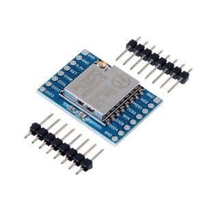安信可 SX1278 LoRa 擴頻無線模組 / 433MHz / SPI接口 / Ra-02 / 帶底板針腳全引出