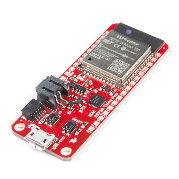 SparkFun Thing Plus - ESP32 WROOM 開發板