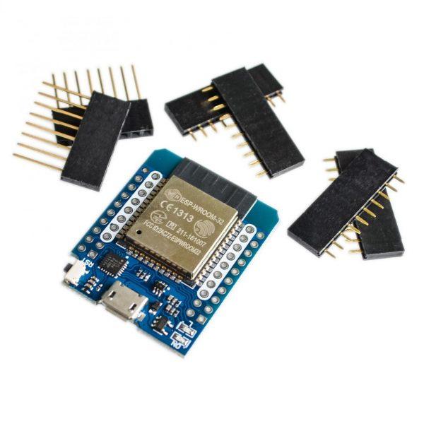 MH-ET LIVE ESP32 MiniKit 微型開發板 最小 ESP32 開發平台 支援藍芽與 WIFI