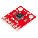 SparkFun Triple Axis Accelerometer Breakout – ADXL335 三軸加速度計