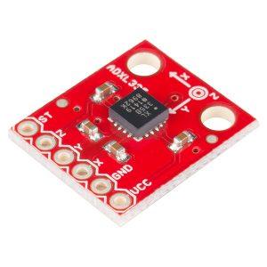 SparkFun Triple Axis Accelerometer Breakout - ADXL335 三軸加速度計