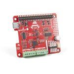 SparkFun Auto pHAT for Raspberry Pi 4 樹莓派機器人開發擴展板 可控 2個直流馬達與 4 個伺服馬達