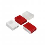 樹莓派4代 4B ABS 一體成形外殼 可加掛散熱風扇 ABS保護殼盒子非亞克力