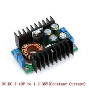 8A 可調式恒壓恒流 CC CV DC-DC 300W大功率可調電源降壓板