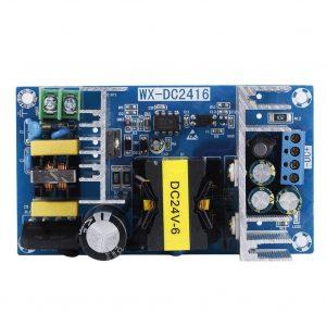 150W開關電源模組 交流110V 220V轉直流24V 6A大功率工業電源裸板