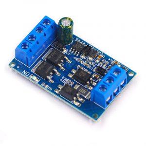高電壓 大功率MOS管 觸發開關驅動模組 PWM 調節電子開關控制板 10A 600W  寬電壓 4V-60V