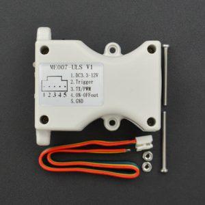 ULS 工業用高精度超音波距離感測器 一體化防水 支援 Arduino 可  串口 / PWM 輸出