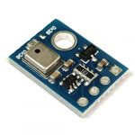 奧松 AHT10集成式高精度溫濕度感測器模組 IIC 通訊取代 SHT20 低成本方案