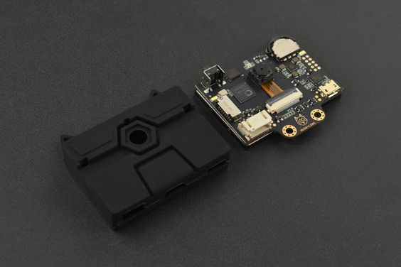 Gravity HUSKYLENS 人工智慧攝像頭模組 AI視覺感測器 含矽膠外殼 DFRobot 進口