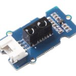 Grove – 數位距離中斷器  感應範圍 0.5至5cm 基於 GP2Y0D805Z0F 紅外距離感應模組