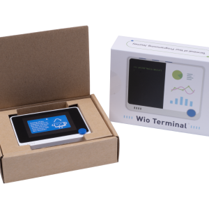 Wio Terminal 開發板 Microchip ATSAMD51 核心,內建2.4吋螢幕