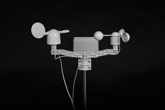 APRS 全功能氣象站開發套件 包含風速計、雨量計、風向計、大氣壓、溫度和濕度感測器
