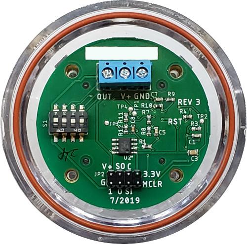 雨量計RG-15電路板