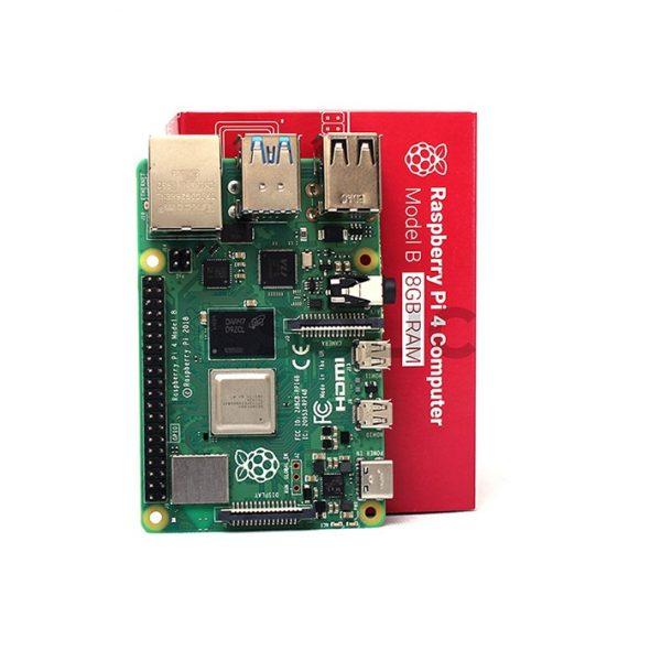 Raspberry Pi 4 Model B - 8GB  樹莓派第 4 代 單板電腦