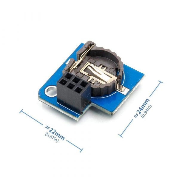 Raspberry Pi 樹莓派專用 DS3231高精度 RTC 時鐘模組  可換電池非焊死