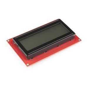 SparkFun 多功能 RGB 背光 20x4 LCD 顯示器 支援 串口 Uart