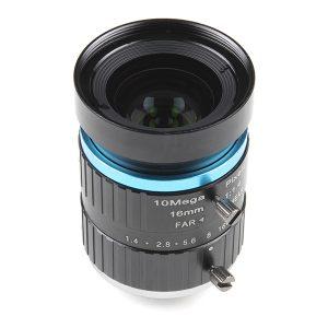 Raspberry Pi 樹莓派高品質相機 HQ Camera 鏡頭 16mm 長焦段鏡頭