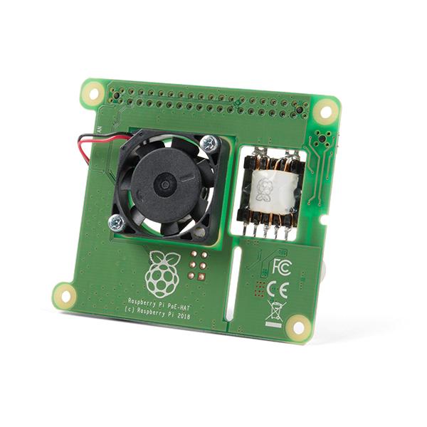 Raspberry Pi PoE HAT 樹莓派 POE 網路供電擴展板 Pi4 專用