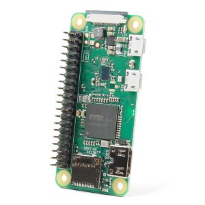 樹莓派 Raspberry Pi Zero WH (Wireless with Headers) 開發板  藍牙+WiFi 樹莓派