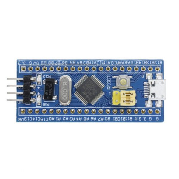 STM32F103C8T6 STM32 ARM 開發板 (已焊接排針)  cortex-m3 可用 ARDUINO IDE 開發