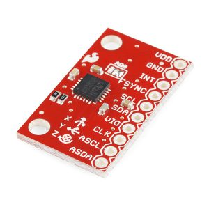 SparkFun Triple Axis Accelerometer and Gyro Breakout - MPU-6050 三軸加速度計和陀螺儀
