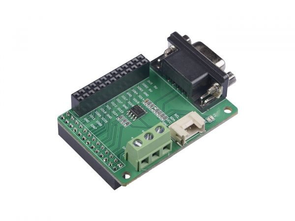 RS-485 Shield for Raspberry Pi RS485 擴展板 樹莓派 4B 可用