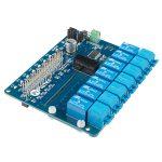 樹莓派 RELAYplate 專用七路繼電器擴展板 可堆疊擴展至 56 路
