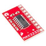 SparkFun MAX3232 Transceiver Breakout RS232 轉 TTL 模組