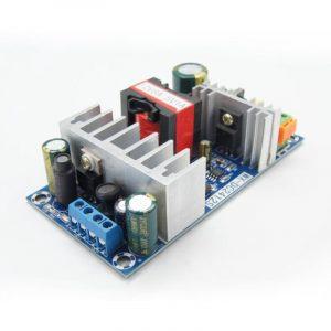 100W大功率 AC-DC 開關電源模組 12V8A 5V1A 雙直流電源輸出 帶保護