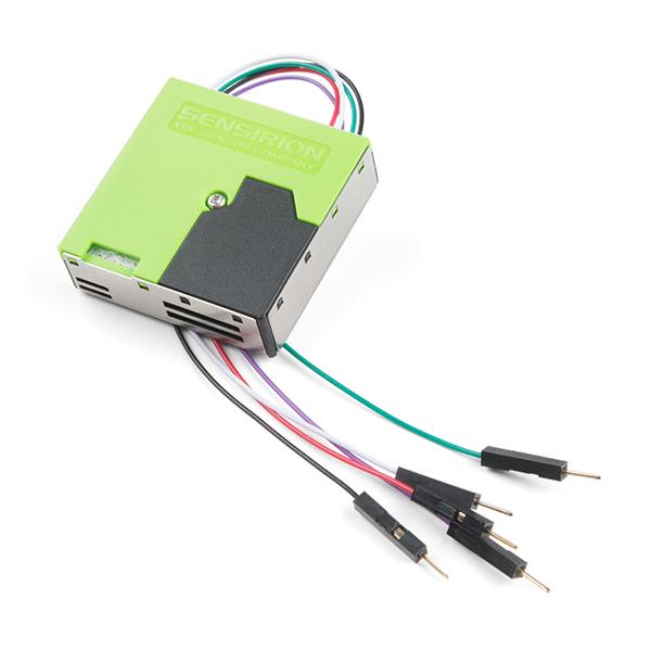 Particulate Matter Sensor - SPS30 顆粒物傳感器 SENSIRION 原裝進口
