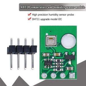 AHT20集成式溫濕度傳感器模組